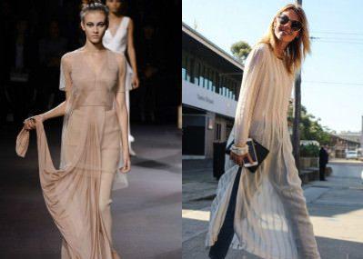 şeffaf elbise modelleri
